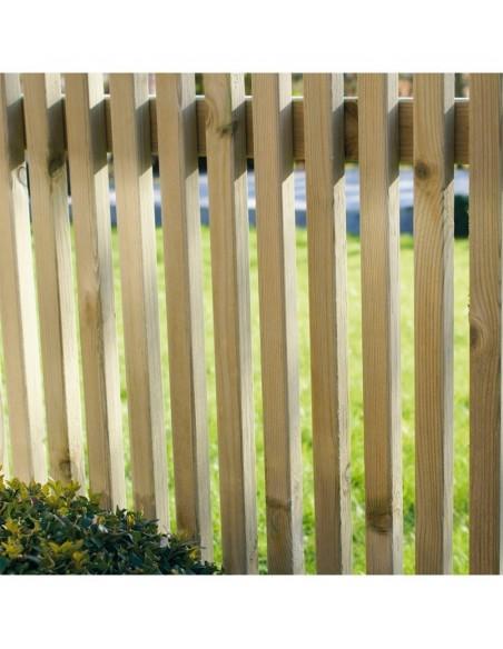 Clôture, barrière Piano