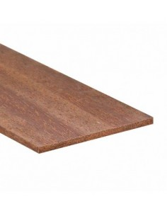 Azobe plank