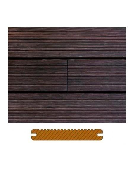 Planche de terrasse en bambou