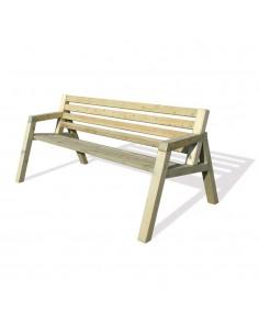 Table Banc Balancelle De Jardin