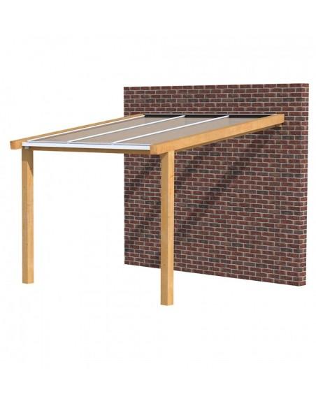 Douglas houten luifel