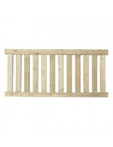 Balustrade en bois Multi