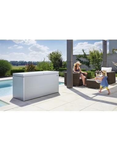 Terrasse Xtreme Wide Acorn Brown avec clips et chevrons (m2)