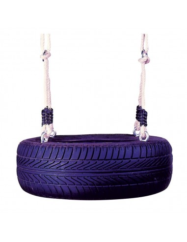 Balançoire siège pneu