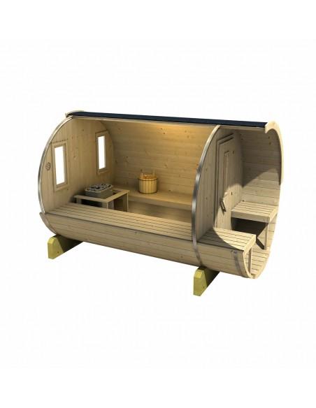 Sauna de jardin Bruxelles