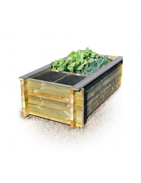 Groentepot cultiveren