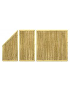 Bamboe panelen