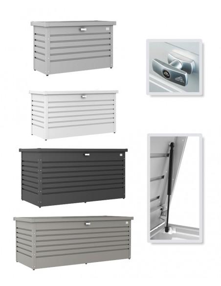 Metalen tuinkoffer Hobbybox