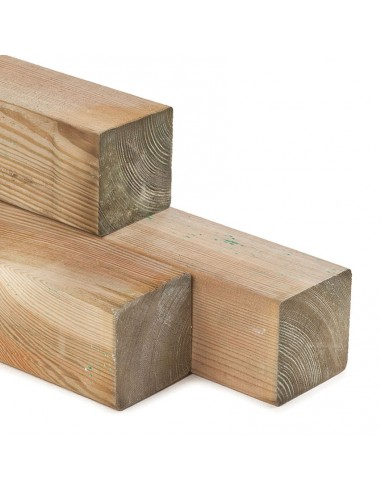 Vierkant hout