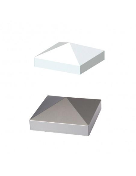 Paalkappen voor PVC palen