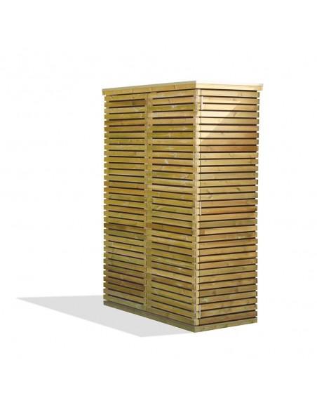 Armoire de jardin en bois