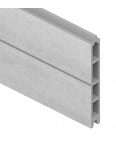 Planches pour palissades en composite