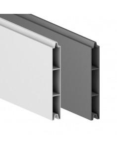Aluminium enkelprofiel