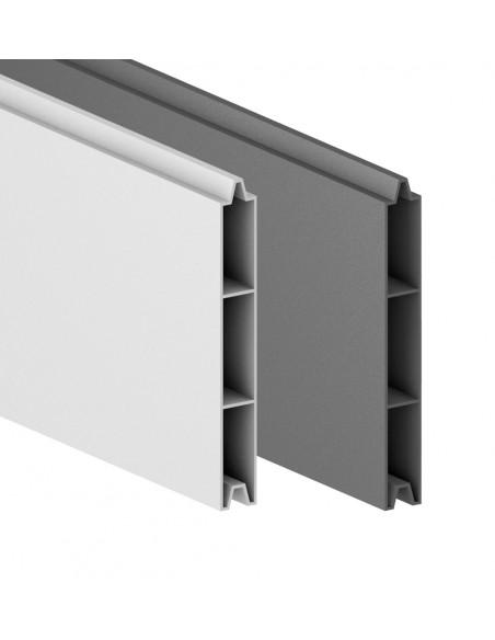 Lame en aluminium