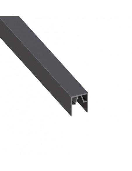 Profil de finition pour composite et aluminium