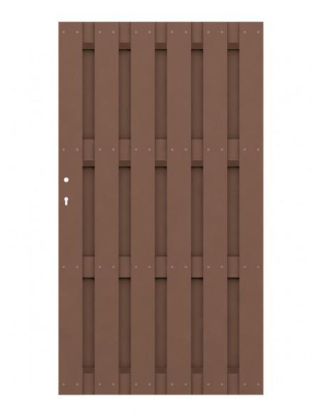 WPC composiet deur en poort