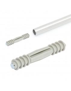 Assembleurs tube Inox (5 pc.)