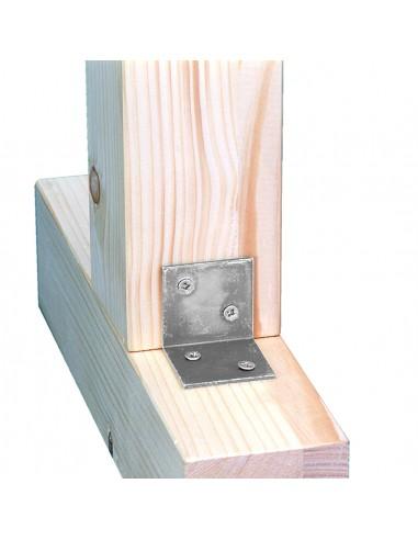 Vierkant met brede gelijke zijden
