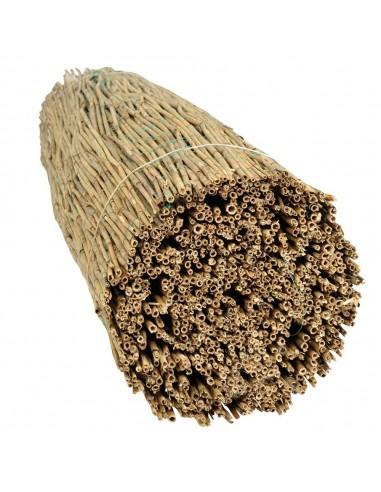 Clôture en bambou