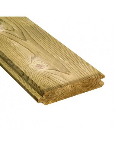 Scherm schutting Massief planken