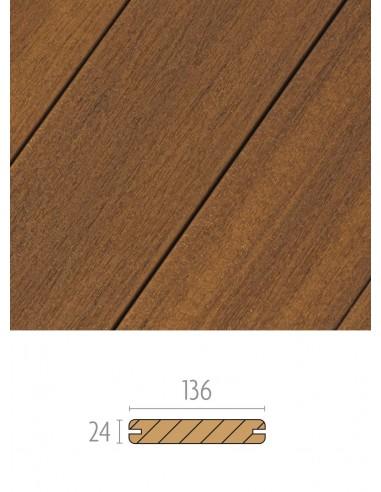 Terras houtcomposiet Fiberon
