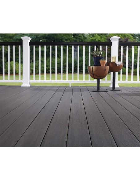 Terrasse en bois composite Fiberon
