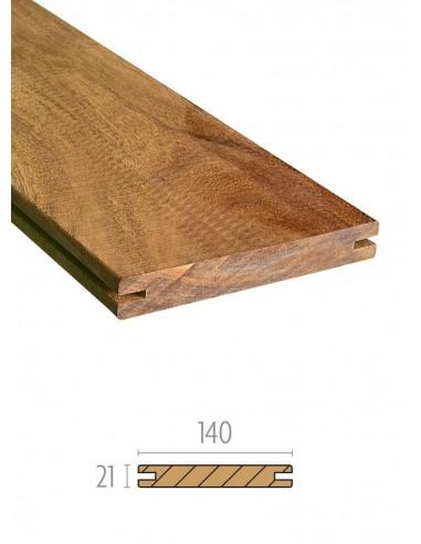Hardwood Clip terrasse planken