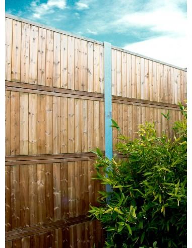 Palissade de jardin anti-bruit