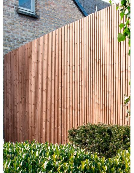 Cadre pour mur en bois