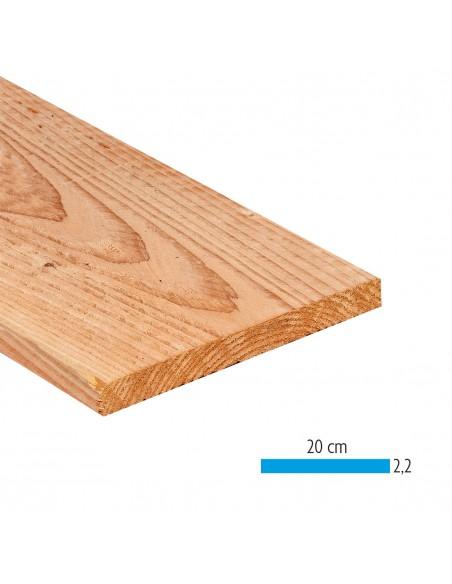 Planche en douglas