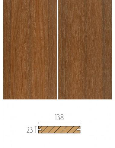 Terrasse en bois composite Teck