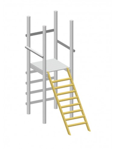 Echelle escalier pour balançoire
