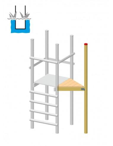 Torenvloer om toe te voegen