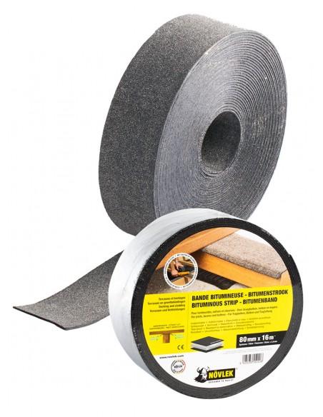 Bitumenstrook voor draagbalken