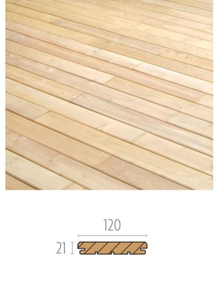 Planken in Robinia