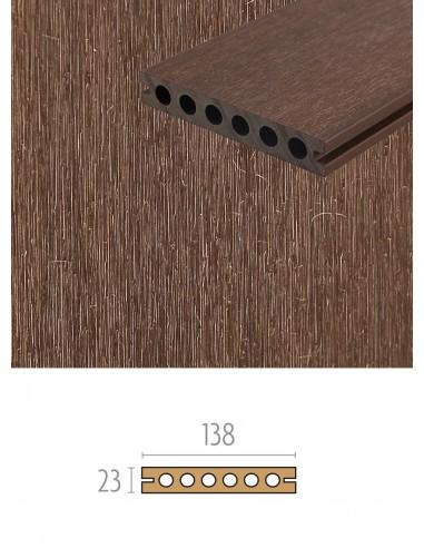 Terras in synthetisch hout