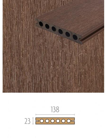 Terrasse en bois synthétique