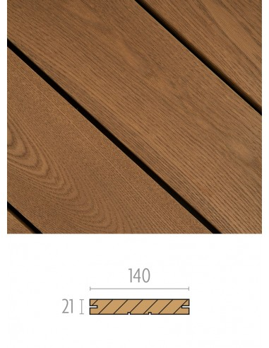 Terras in Thermowood Essen
