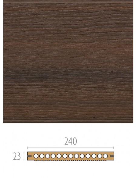 Terras in houtcomposiet Deck WPC