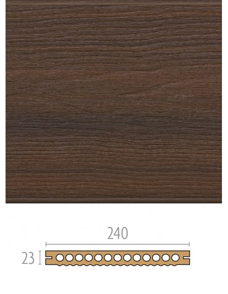 Terrasse en bois composite Deck WPC