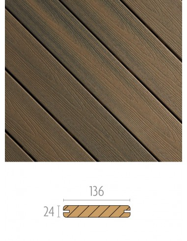 Terras in composiet hout Protect Plus