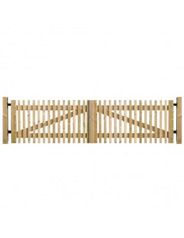 Barrières portail Piano