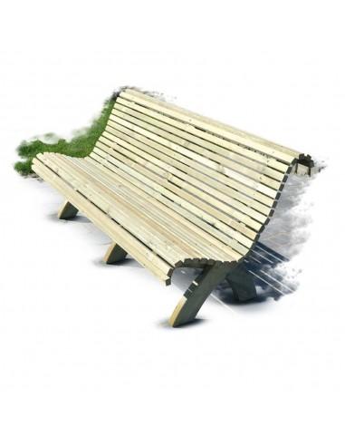 Hyde Park tuinbank hout