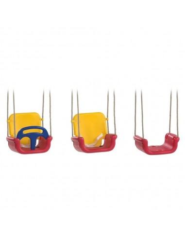 Siège de balançoire adaptable pour bébé