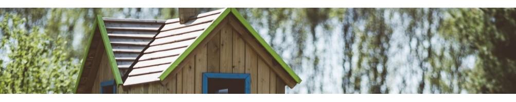 Maisonnettes cabane d'enfant