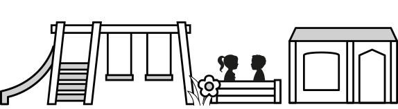 Jeux de jardin pour enfants