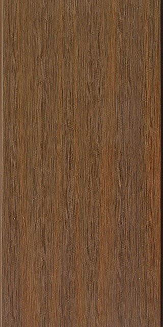 planche de bardage en composite couleur Ipé