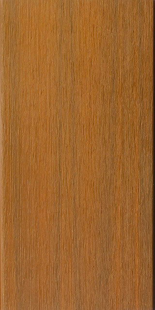 planche de bardage en composite couleur Teck