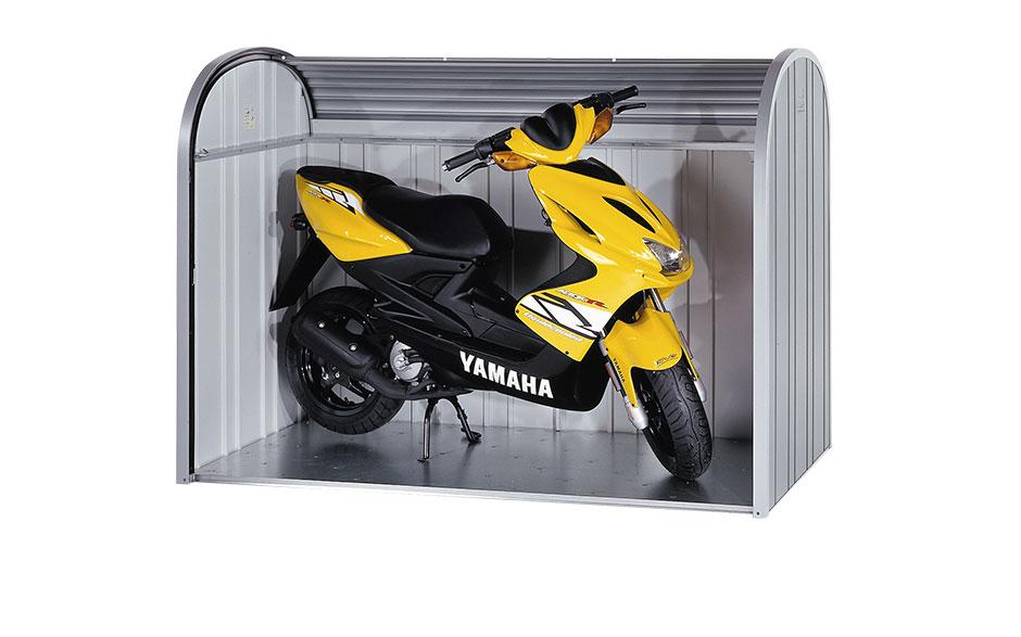 box pour ranger scooter