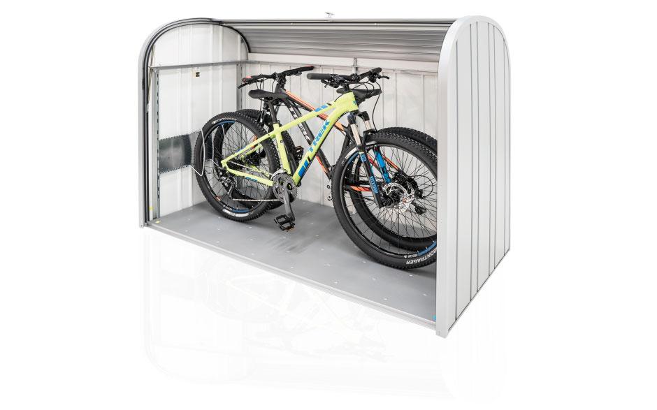 box pour ranger vélo